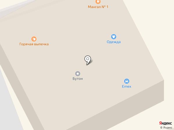 Зоотовары на карте Долгопрудного