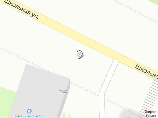 Бим на карте Климовска