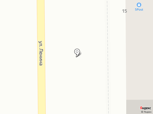 Сеть магазинов разливного пива на карте Щёкино