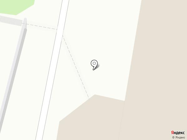 Хамелеон на карте Подольска