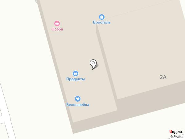 Магазин сумок и кожгалантереи на карте Долгопрудного