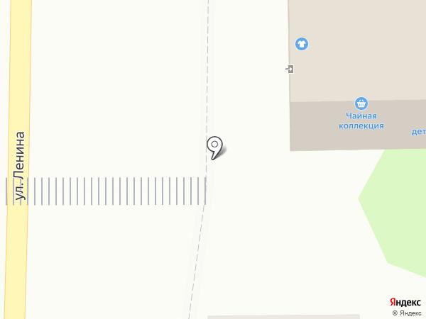 Версаль на карте Щёкино