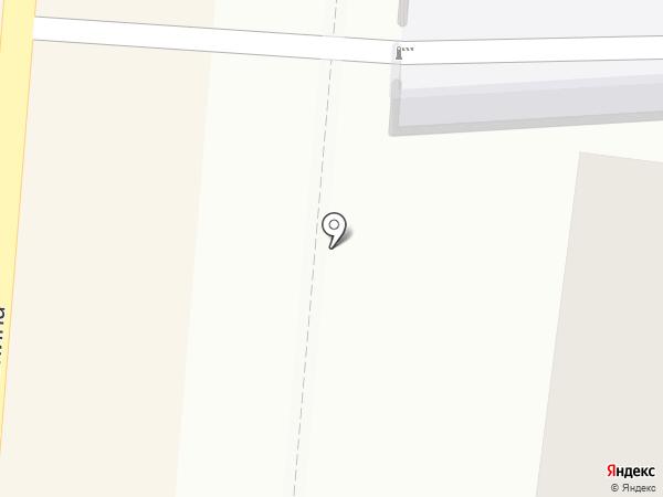 Взор на карте Щёкино