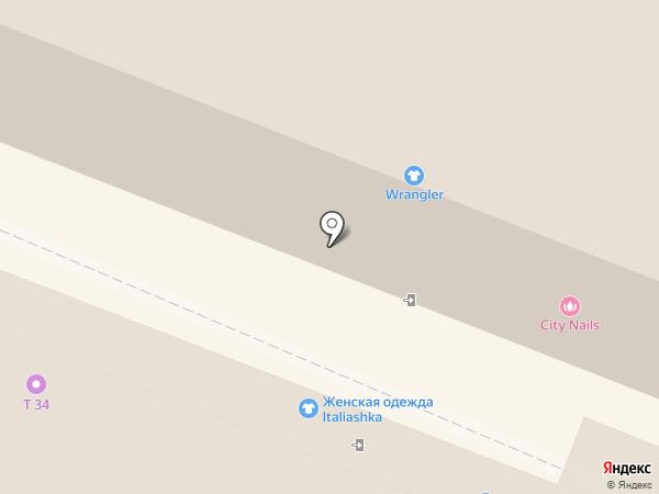 Emporium на карте Москвы