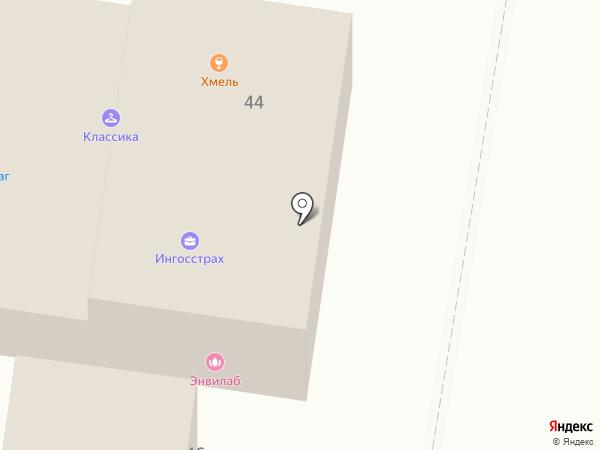 Сервисный центр по ремонту телефонов и компьютеров на карте Подольска