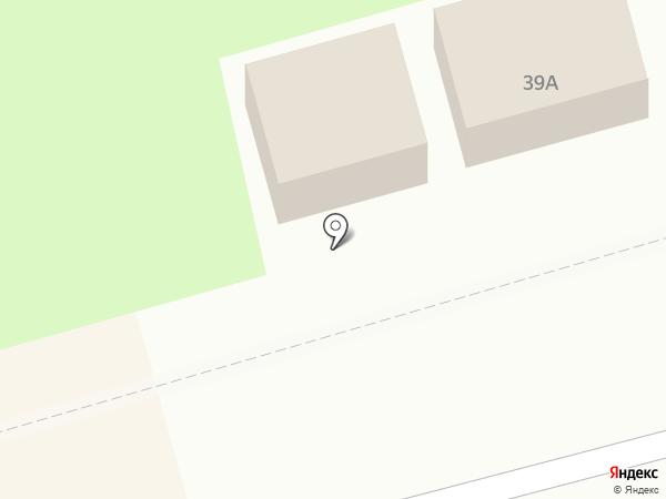 Киоск бытовых услуг на карте Долгопрудного