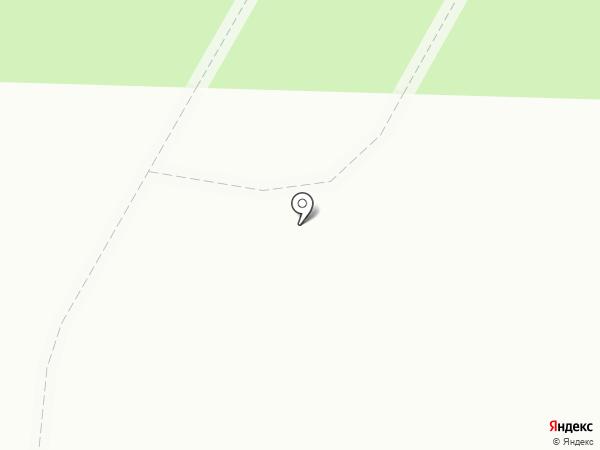 Аромат на карте Щёкино