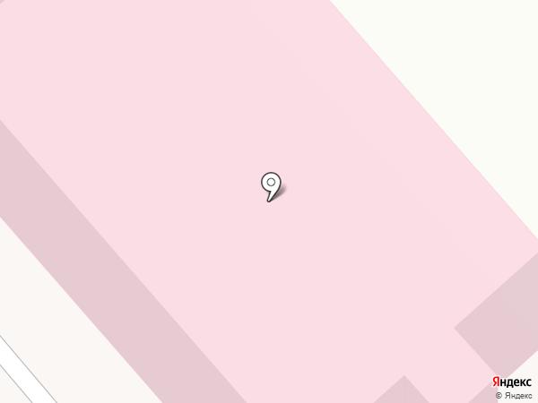 1586 Окружной военный клинический госпиталь на карте Долгопрудного
