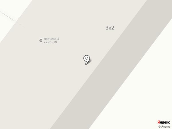 Конструктор на карте Москвы