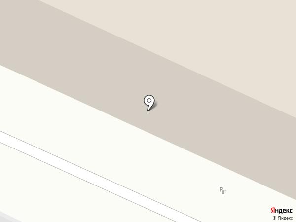 SimpleWaters на карте Москвы