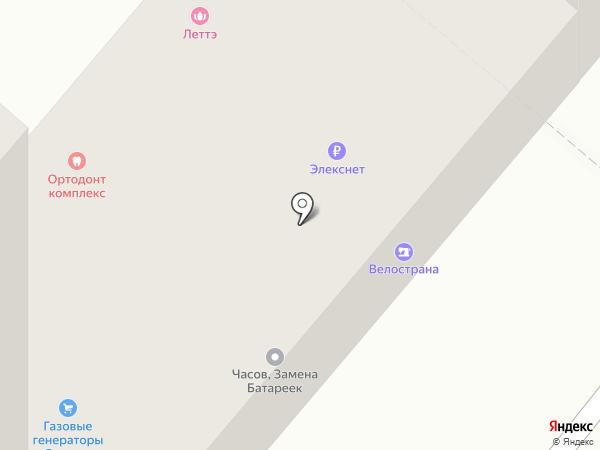Шелковый путь на карте Москвы