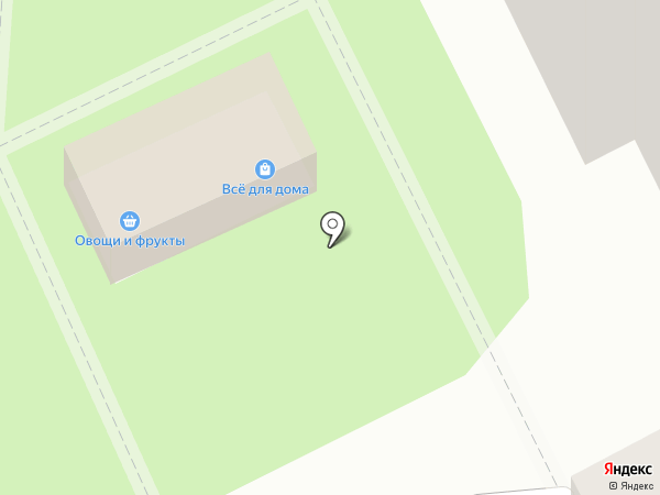 Кленово-Чегодаево на карте Подольска