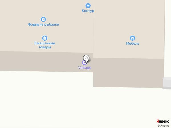 Магазин мебели на карте Щёкино