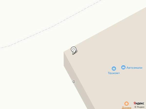 Страховая компания на карте Щёкино