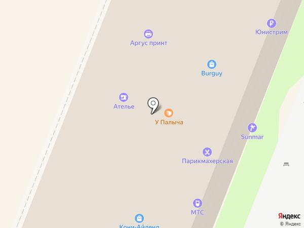 ТОПКУХНЯ на карте Москвы
