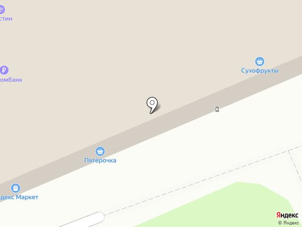 VIP имидж на карте Москвы