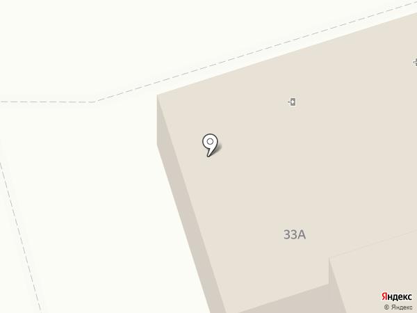 Ремонтная мастерская на карте Долгопрудного