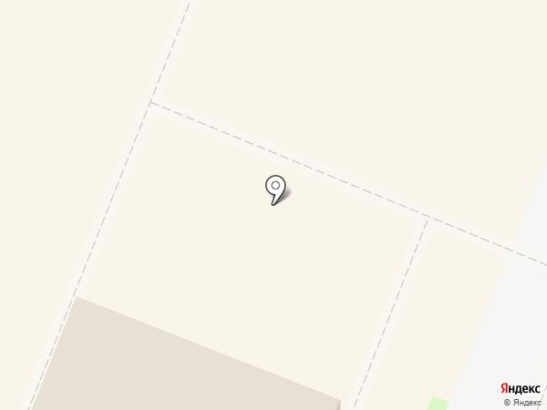 Данила-Мастер на карте Москвы