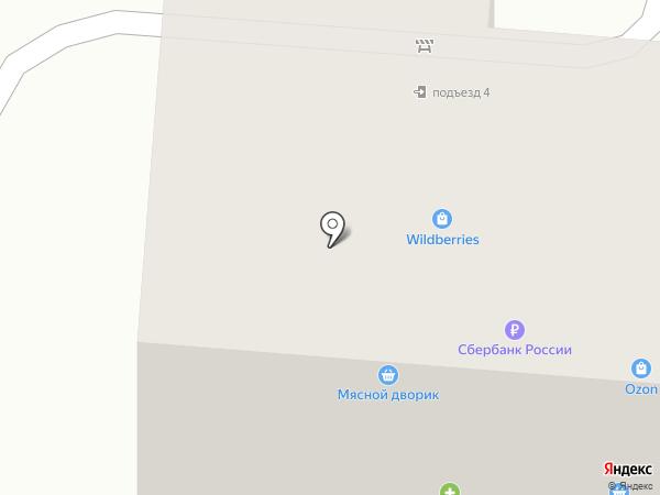 Липецкий фермер на карте Подольска