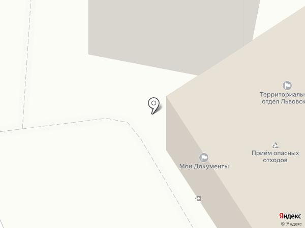 КОМТЕХ на карте Подольска