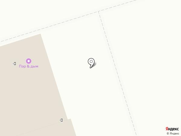 Магазин фастфудной продукции на карте Долгопрудного