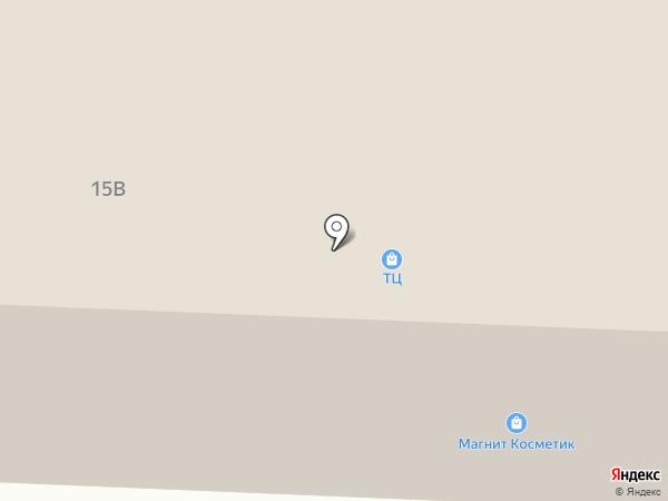 Ларго на карте Щёкино