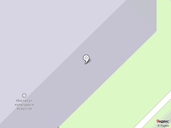 Грация-М на карте Москвы