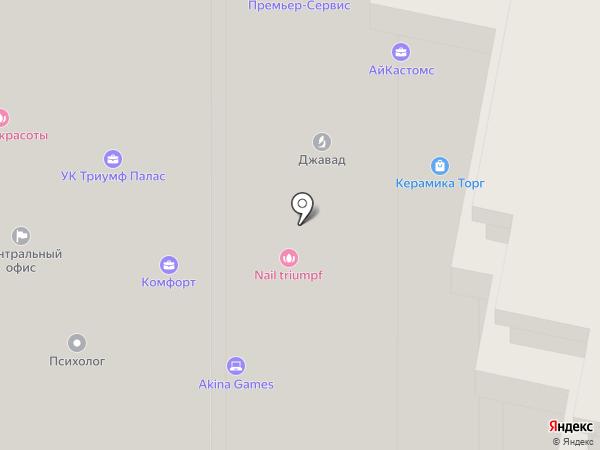 КБ Финансово-Промышленный Капитал на карте Москвы