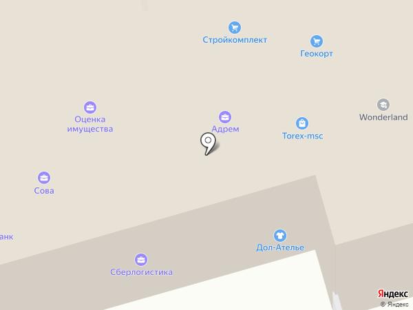 ЭНИГМА-ПРО на карте Долгопрудного