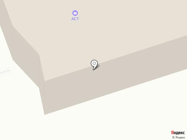 ПРОМРЕСУРССЕРВИС на карте Долгопрудного