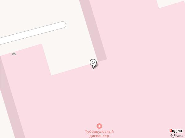 Долгопрудненская центральная городская больница на карте Долгопрудного