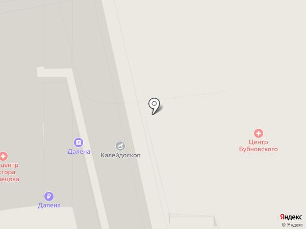 Банкомат, МИБ Далена на карте Москвы