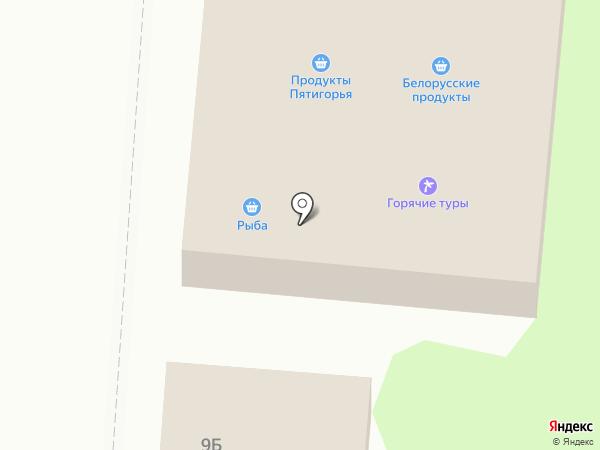 У Палыча на карте Подольска