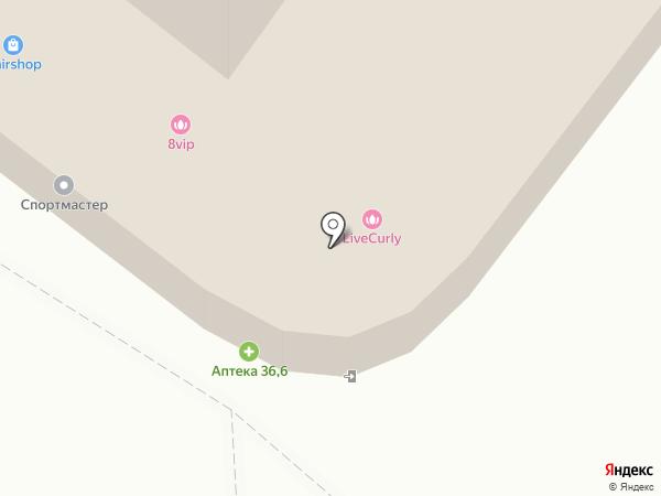 36,6 на карте Москвы