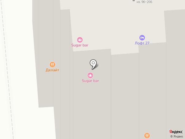 Лана на карте Долгопрудного