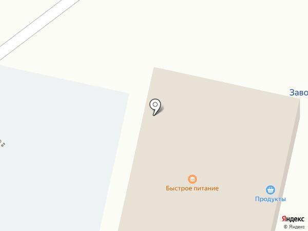 Юлис на карте Подольска