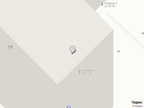 Малышев Додзе на карте Москвы