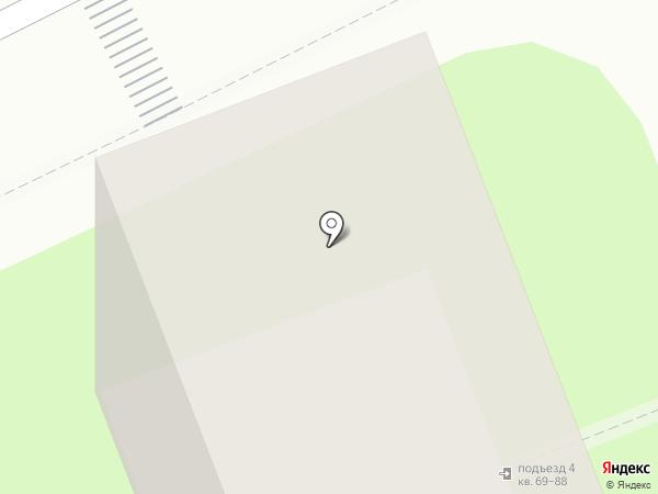 Bis-studio на карте Москвы