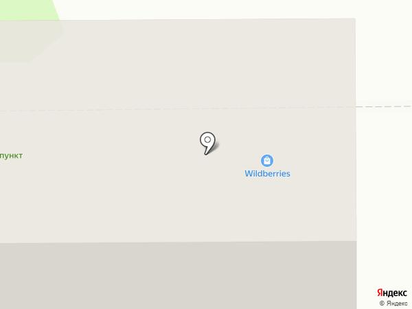 У Виктории на карте Щёкино