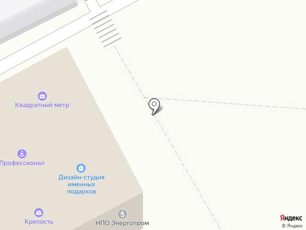 GIDTEPLA.RU на карте Подольска