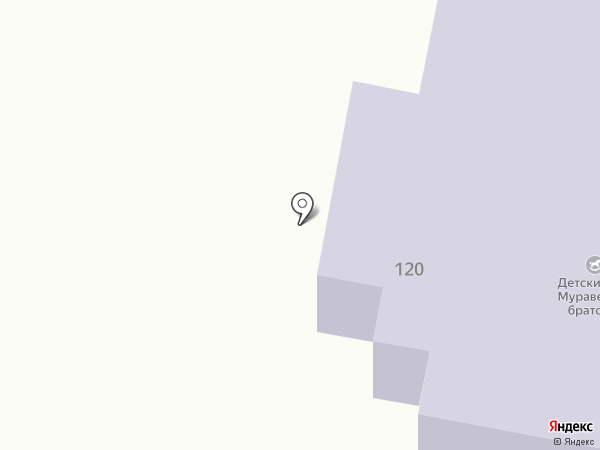 Муравейное братство на карте Ясной Поляны