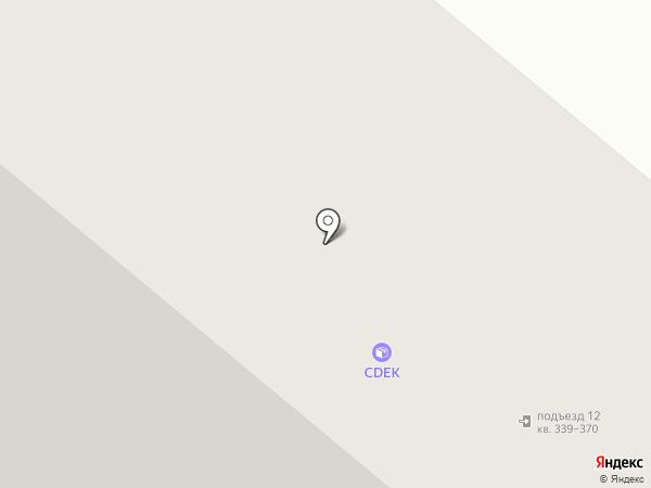 Артель блаженных на карте Москвы