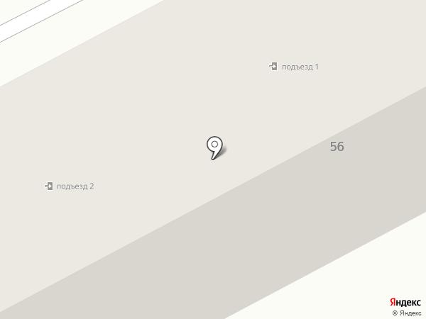 АКЦИО на карте Подольска