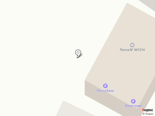 Ясная поляна на карте Ясной Поляны
