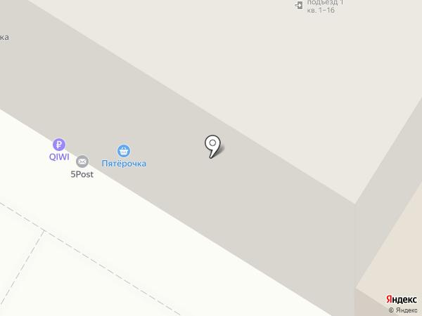 Магазин домашней выпечки на карте Москвы