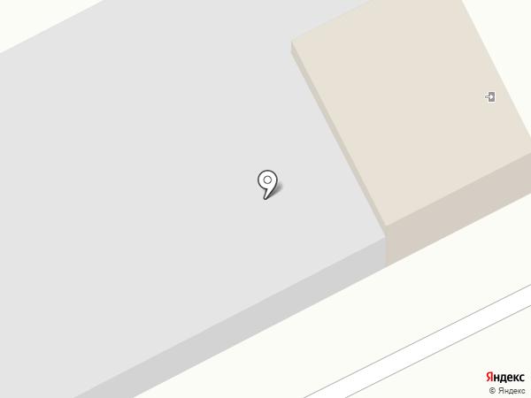 СТО на карте Щёкино