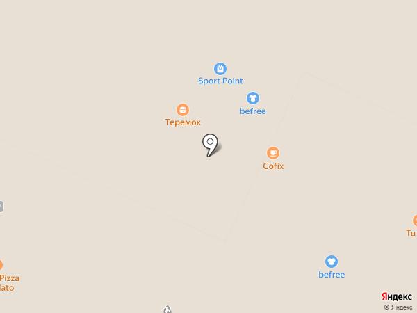 Роллс Рейс на карте Москвы