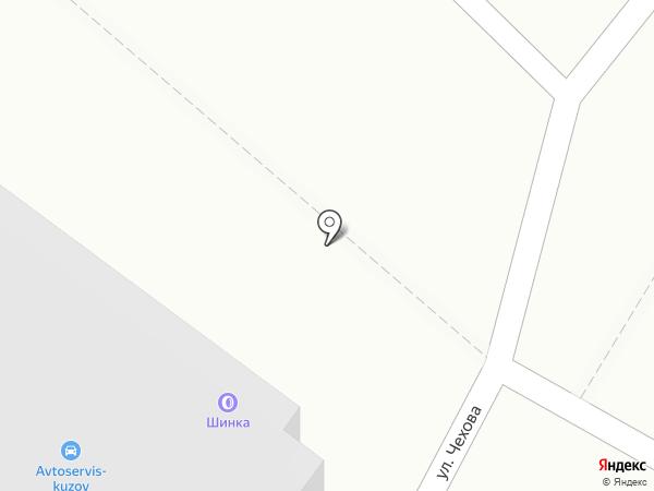 Кузовщик на карте Подольска