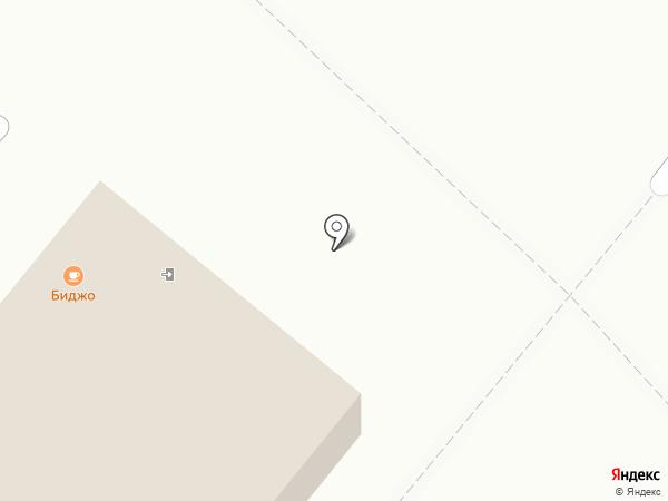 Мегобари на карте Москвы