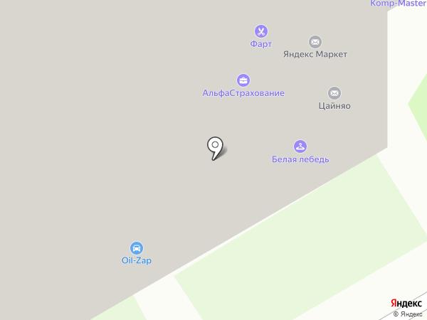 РЕСО-Гарантия, СПАО на карте Москвы